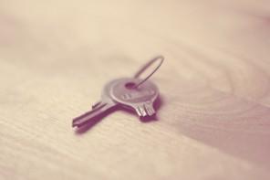 J'ai laissé ta clé sous le paillasson